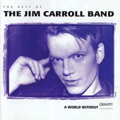 A World Without Gravity: Best of the Jim Carroll Band
