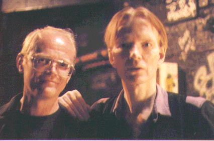 Laverne Kreklau and Jim Carroll