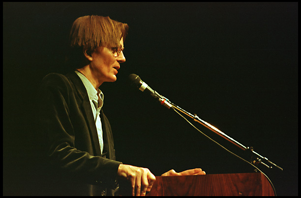 Jim Carroll at Oklahoma State University